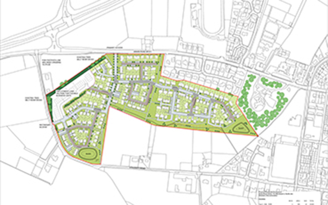 Gretna golf course to be revitalised into residential area